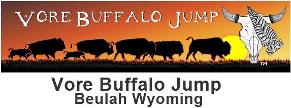 Vore Buffalo Jump, Beulah Wyoming