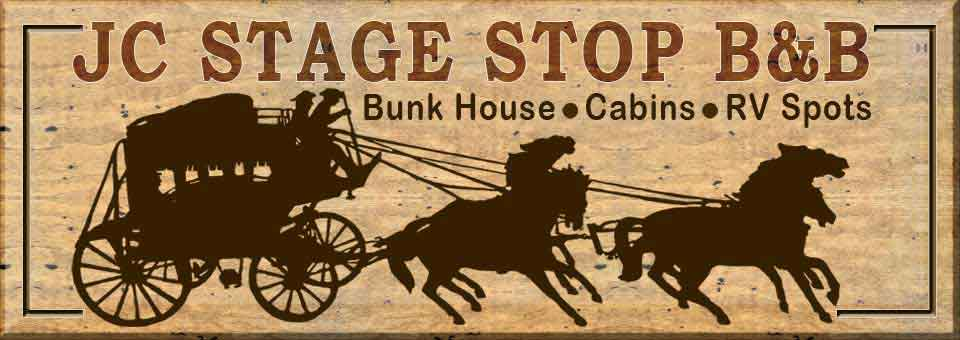 JC Stage Stop B&B