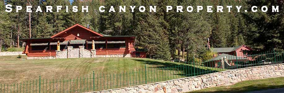 Spearfish Canyon Property